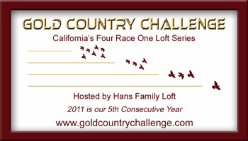Gold Country Challenge